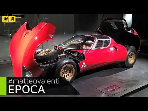 """Museo Alfa Romeo 10 """"segreti"""" da sapere sulle auto di Arese"""