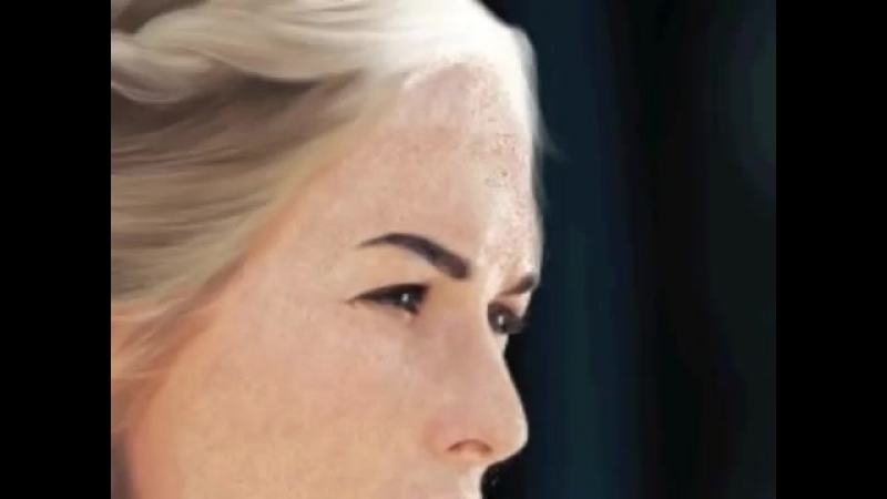 Cersei Lannister - Time-Lapse Digital Painting
