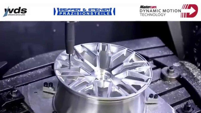 Mastercam Dynamic Motion Technology