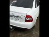 Приора с полуприцепом - восьмиместное такси (+18)
