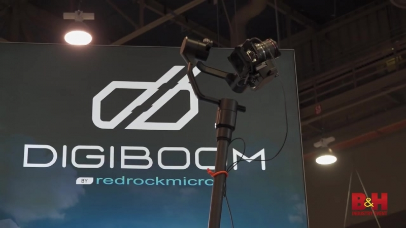 NAB 2018 Stabilizers Gimbals