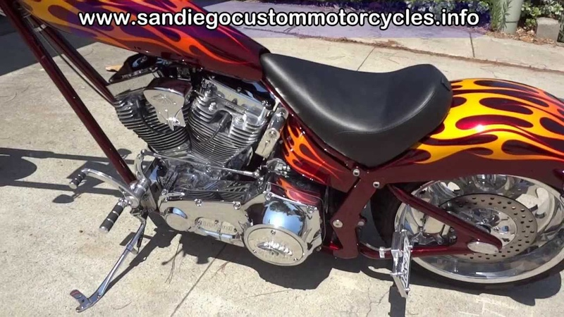 CUSTOM CHOPPER FOR SALE American Ironhorse - Now SOLD -