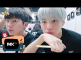 [VK][180612][MonChannel][B] EP.92 Lee Minhyuk.Yoo Kihyun.Let's have a meal #2