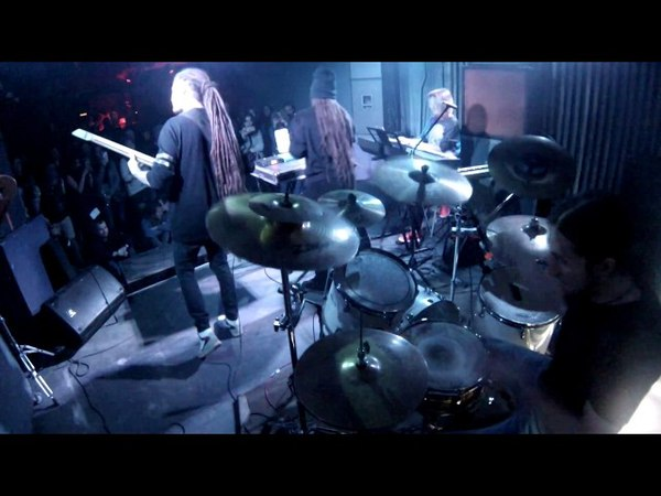 Paul Grape Band - Mood In the Wood@LesTwin - Drum Cam Shot