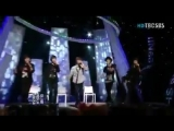 081012 Inkigayo Replay One for me Best place medley