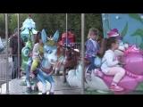 Детский парк Бегемот. Лангепас. 2018.06.30
