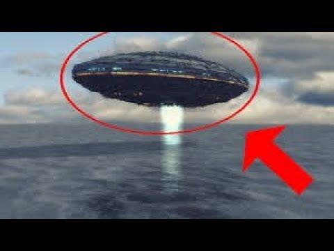믿기지 않는 실제 UFO 미스테리 영상들