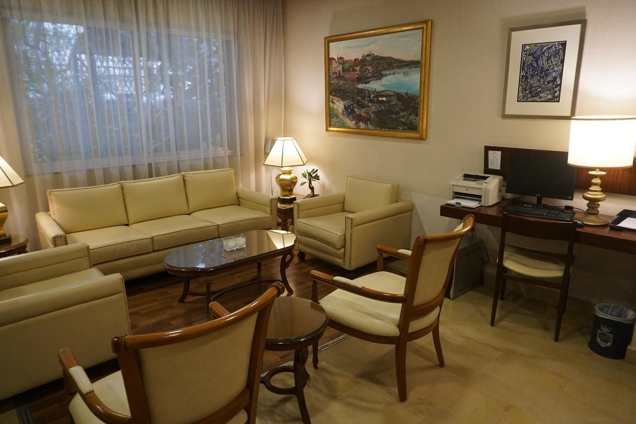 Ночь в Бейруте, ливанский 4-звездочный отель