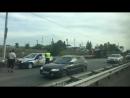 Авария на перекрёстке Бархатово
