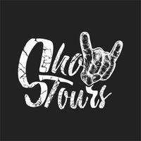 Логотип Show Tours / Москва, Питер, Ростов, Краснодар