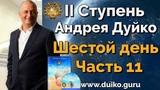 2 ступень 6 день 11 часть Андрея Дуйко Школа Кайлас 2015 Смотреть бесплатно