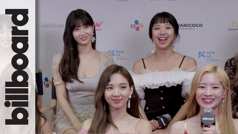 TWICE Discuss Covering Jackson 5 Possible US Tour Plans More Billboard
