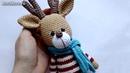 Амигуруми схема Оленёнок. Игрушки вязаные крючком - Free crochet patterns.