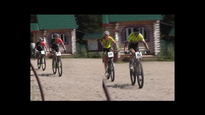 Чемпионат России по велоспорту в дисциплине маунтинбайк марафон 2018 с Шаркан