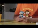 Fingerlings Monkey - интерактивная ручная игрушка обезьянка