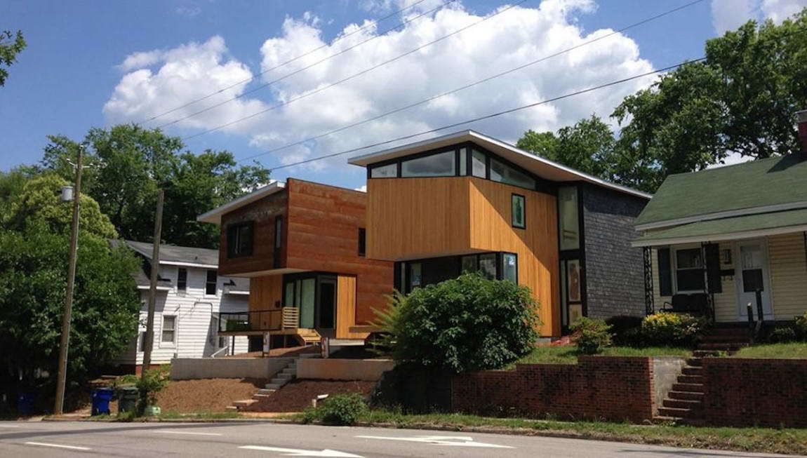 Edenton St Duo / Raleigh Architecture Co
