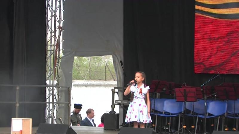 Наргиз Масимова 9 мая 2018г Прадедушка