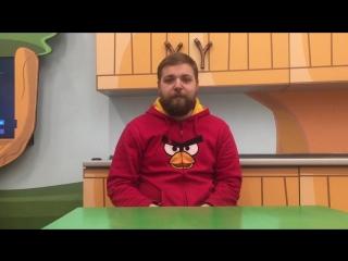 Angry Birds Activity Park принимает участие во флешмобе #мызамир