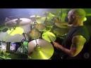 INCANTATION@Rites Of The Locust Frank Schilperoort Live at Summer Dying Loud 2018 Drum Cam