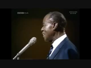 Самая добрая песня (Louis Armstrong - What a wonderful world,1967)