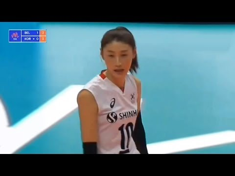 Belgium v Korea — Full Highlights | 2018 Volleyball Nations League Women's