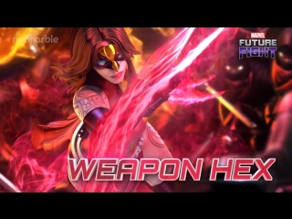 [MARVEL Future Fight] Meet Infinity Warps Characters First Time EVER