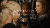 Game of Thrones Females Survivor