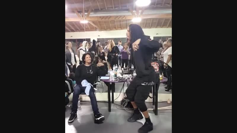 @lewis_christine Lau Another Part Of Me By Michael Jackson Video Credit @lestwinscrush