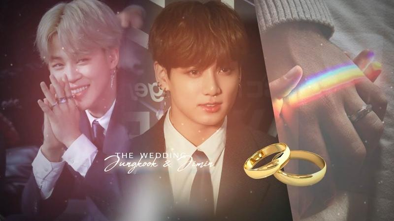 Jikook ➝「wedding au 」*:・゚✧* •