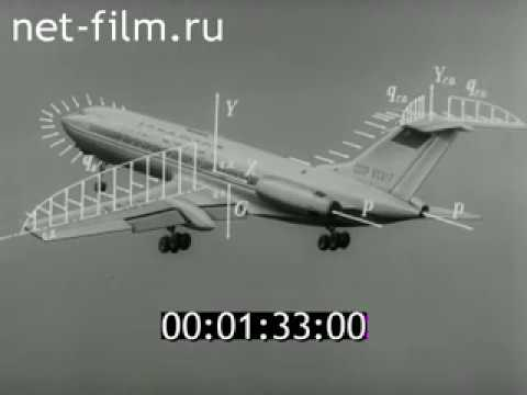 Нагрузки действующие на самолёт