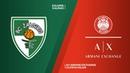 Zalgiris Kaunas - AX Armani Exchange Olimpia Milan Highlights   EuroLeague RS Round 10