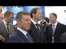 Свидетельства на получение грантов Президента России вручены уральским молодым ученым на ИННОПРОМе