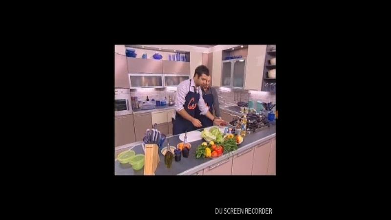 Смак Первый канал 02 12 2006 Александр Жулин