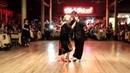 Blanquita, a tango legend 93 years old dance Tango in Sueño Porteño, Buenos Aires
