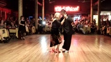 Blanquita, a tango legend 93 years old dance Tango in Sue