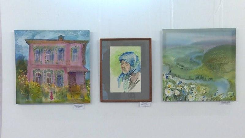 В Шоршелах прошел девятый пленэр чувашских художниц