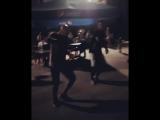 Afro beats dance Sochi