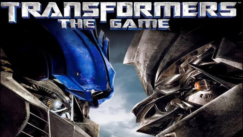 ТРАНСФОРМЕРЫ мультик игра - ПРИГОРОД - 1 серия Transformers: The Game прохождение