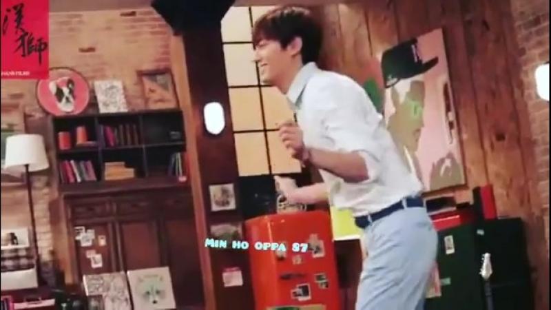 Lee Min Ho Hahaha