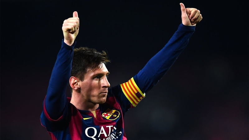 All poker and Penta - tricks Messi!