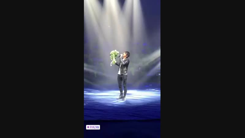 ALEKSEEV концерт в Рязанском Цирке 15 11 2018