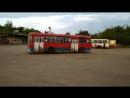 ЛиАЗ 677М В Арзамасе Конец августа 2017