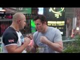 Bellator207 Bellator208 Workout Staredowns - MMA Fighting