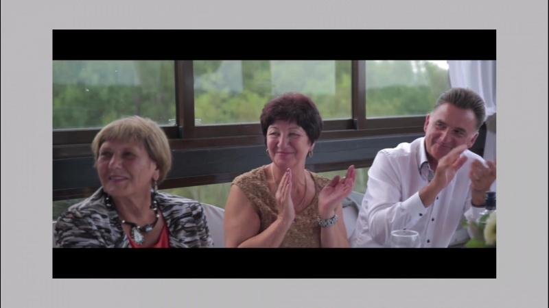 Нежная история любви! Хотите быть в главных ролях – заказывайте свадебную видеосъемку у Bиктоpa Салeева.