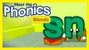 Meet the Phonics Blends - sn