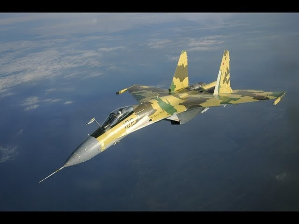 Российские Су-35 унизили американцев и японцев на Дальнем Востоке