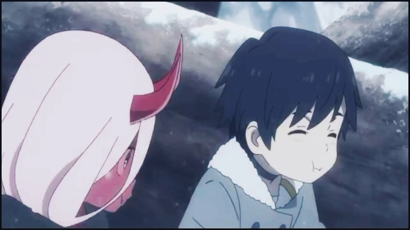 Darling in the franxx xxxtentacion - Changes Seizure Remix amv