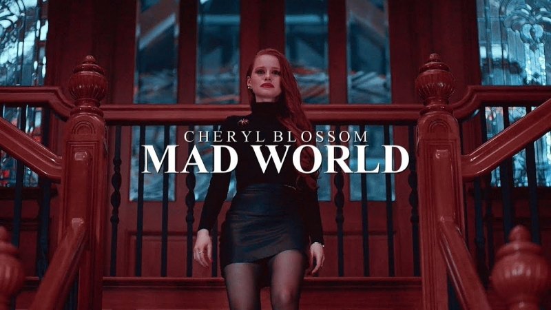 Cheryl Blossom Mad World