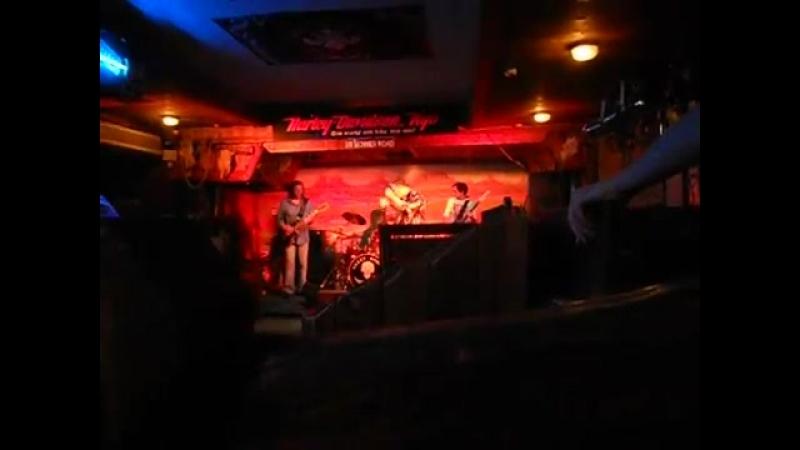 Kalych BLUES - Чорно-білий блюз (live Route66, Київ)