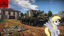 War Thunder Skins: Derpy KV-2